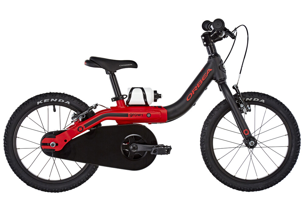 ORBEA Grow 1 Kids 16 Black-Red günstig kaufen